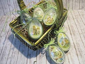 Dekorácie - Vajíčka - 12980869_