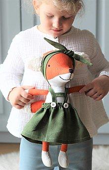 Hračky - Líška Vilma - 12983036_