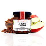 Potraviny - Jablko a hrozienka čatní - 12980615_