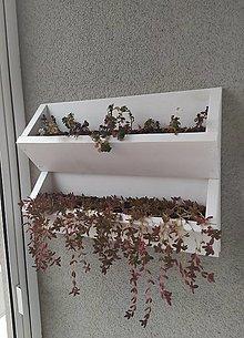 Nezaradené - kvetináč na stenu - 12980898_
