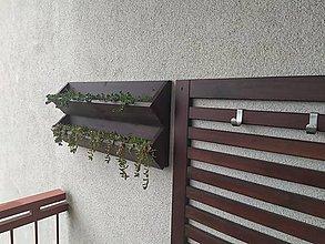 Nezaradené - kvetinac na stenu - 12980927_