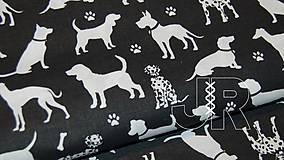 Textil - psíkovia - 12983449_