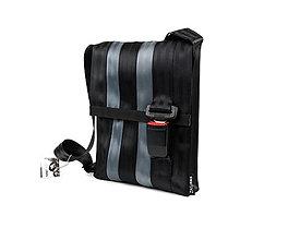 Tašky - BLK 38-13 z bezpečnostních pásů z aut - 12989239_