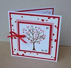 Papiernictvo - Valentínka s tajným odkazom - 12989804_