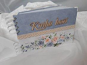 Papiernictvo - Kniha hostí - 12987042_