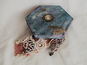 Krabičky - Šperkovnica - 12990752_