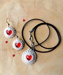 Sady šperkov - Valentín ❤️❤️❤️ - 12992205_