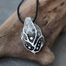 Náhrdelníky - Rieky (kamenný prívesok) - 12990076_
