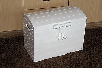 Nábytok - Krabica na hračky, deky a pod.. - 12991857_