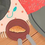 Grafika - Studium umění - umělecký tisk - 12996041_