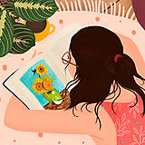 Grafika - Studium umění - umělecký tisk - 12996045_