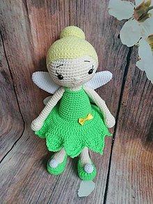 Hračky - Rozprávková bábika - 12995962_