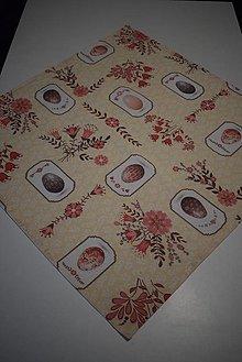 Úžitkový textil - STŘEDOVÝ UBRUS ..velikonoce - 12997841_
