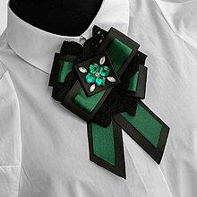 Odznaky/Brošne - Exkluzívna brošňa SOFIA - 12996085_