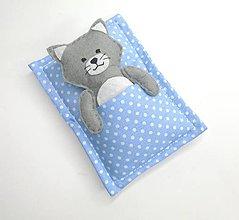 Hračky - Spinkaj sladko... (mačička) - 12998069_