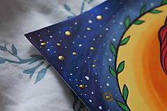 Kresby - Prišla z tvojho sna - originál - 12996407_