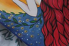 Kresby - Prišla z tvojho sna - originál - 12996408_
