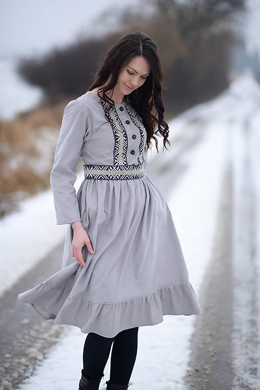 Šaty - šaty Svetlana - 12997204_