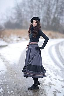 Sukne - sukňa Dita - 12997408_
