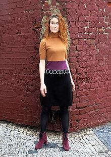 Šaty - ZARA-šaty s kolečkama - 12996856_
