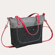 Veľké tašky - SLEVA dámská taška MARCO 8 - 12995523_