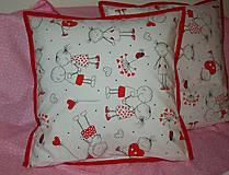 Úžitkový textil - zamilovaný - 12998410_