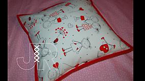 Úžitkový textil - zamilovaný - 12998411_