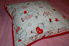 Úžitkový textil - zamilovaný - 12998415_