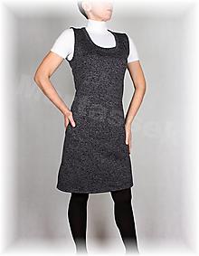 Šaty - Šatovka-krásně hřejivý úplet(více barev) - 13000142_