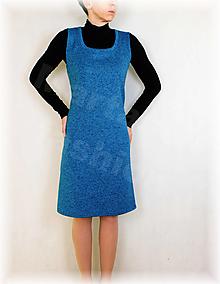Šaty - Šatovka-krásně hřejivý úplet(více barev) - 13004159_