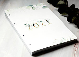 Papiernictvo - Náplne do A5 diára (zlacnený variant s farebnou odchylkou) - 13002523_