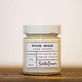 Svietidlá a sviečky - Sviečka zo 100% sójového vosku - Tvoje hygge - 13004164_