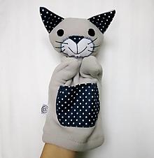 Hračky - Maňuška mačka - Mačiatko zo Súhvezdnej - 13003296_