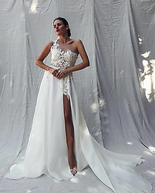 Šaty - Svadobné šaty - 13003855_