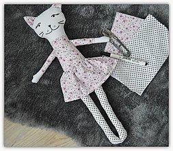 Hračky - Mačička v sukni - 13000102_