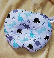 Textil - Vankúšik pre bábätienko - 13001257_