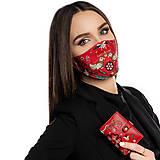 """Peňaženky - VALENTÍNSKY SET SRDCE EURÓPY - RÚŠKO A CARD HOLDER """"ČERVENÉ"""" - 13003405_"""