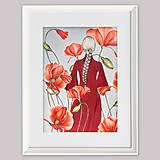 Grafika - Poppy land grafika - 13001166_