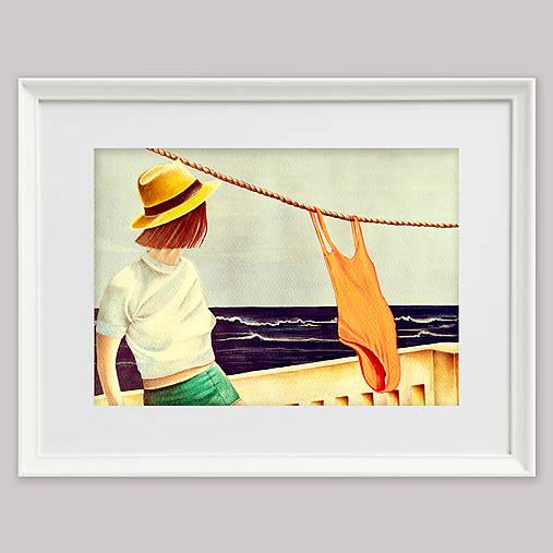 Grafika - Summer in Fuerte grafika - 13001183_