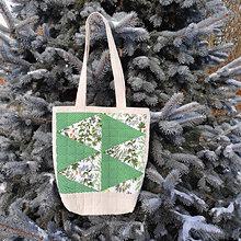 Nákupné tašky - Patchworková taška #2 - 13001446_