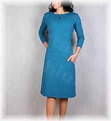 Šaty - Šaty volnočasové vz.621 (nové barvy) - 13008613_