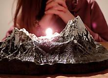 Svietidlá a sviečky - Svietnik HORY - 13008188_