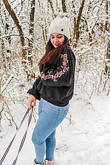 Mikiny - Mikina ROZKVET - 13006188_