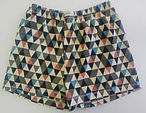 Detské oblečenie - Triangle chlapčenské trenky biobavlna - 13005739_