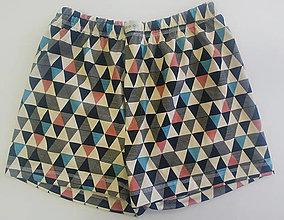 Detské oblečenie - Triangle 3ks chlapčenské trenky biobavlna - 13005965_