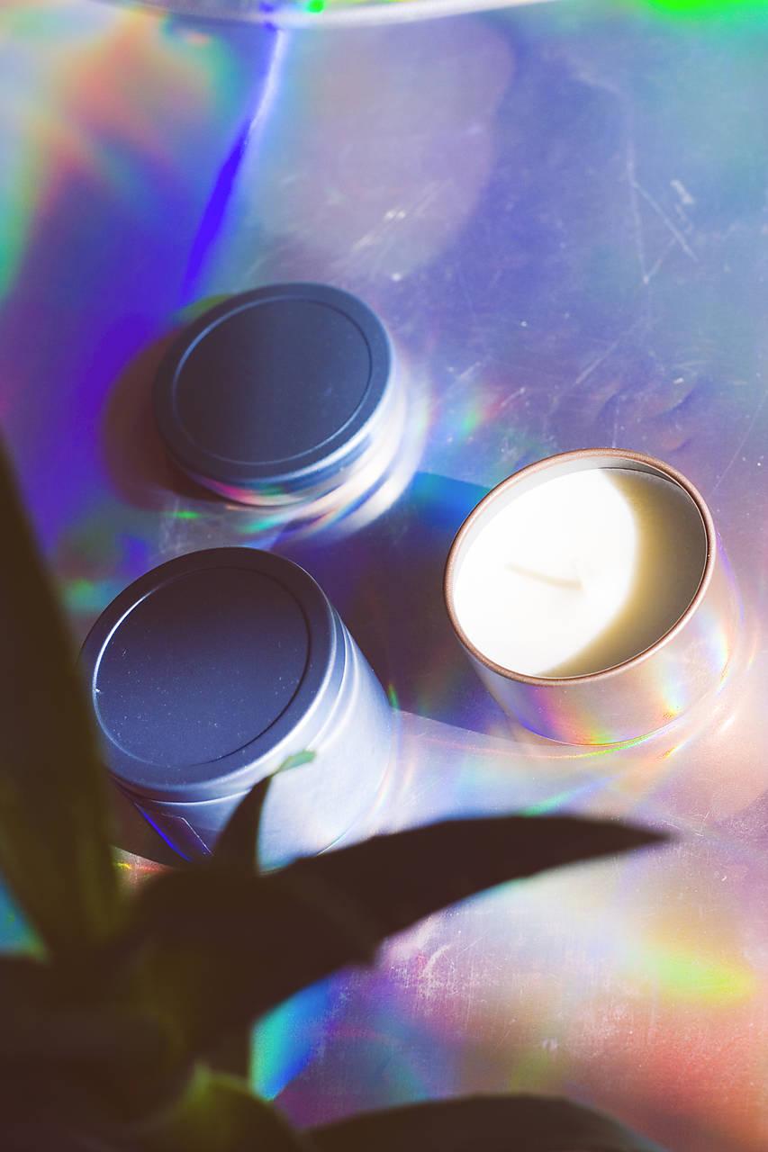 Svietidlá a sviečky - LIMITOVANÁ EDÍCIA - Sójová sviečka - Rôzne vône - 13007933_