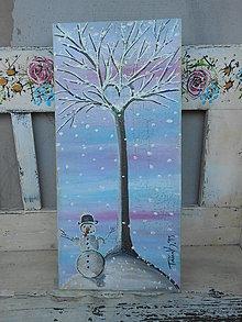 Obrazy - Zima zľava zo 110€ - 13007978_