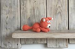 Hračky - Malá líštička - 13010579_
