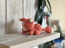Hračky - Malá líštička - 13010584_