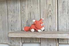 Hračky - Malá líštička 2 - 13010623_